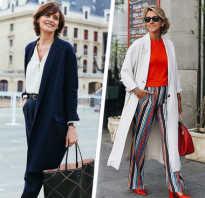 Что надеть женщине 40 лет. Модная одежда для женщин после сорока лет