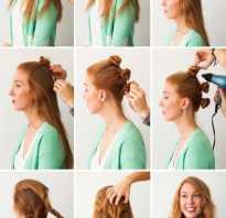 Как сделать мягкие волны на средние волосы. Причёска «Волна»