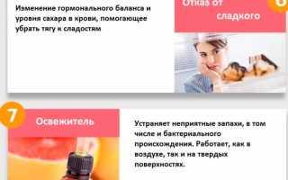 Полезные свойства эфирных масел апельсина, мандарина и грейпфрута для волос