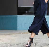 С чем носить укороченные брюки – главный тренд года