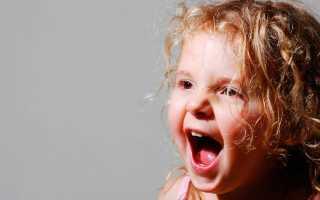 Ребенок бьется в истерике. Если ребенок устраивает истерики
