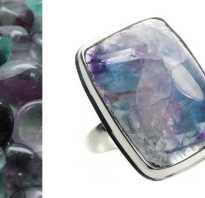 Флюорит: свойства камня, его химическая формула и особенности