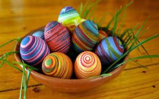 Как украсить яйцо в домашних условиях. Как украсить пасхальные яйца