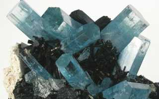 Берилл — магические свойства камня. Минерал берилл