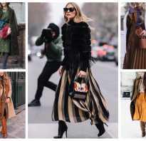Стильные зимние юбки. Фасоны зимних юбок
