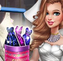 Игры свадьба для девочек. Игры свадебные одевалки