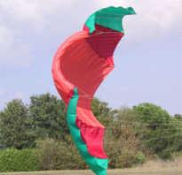 Воздушный змей (кайт) своими руками
