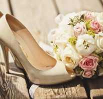 Какой должна быть свадебная обувь невесты. Приметы о туфлях невесты