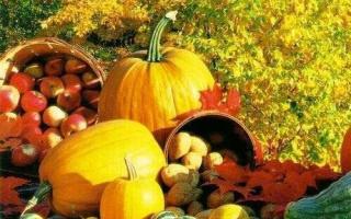 Народный календарь. Осень. Осенние обряды в народной традиции руси