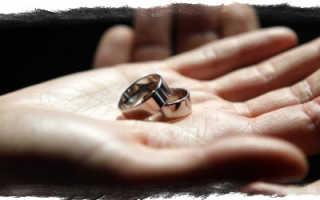 На что можно заговорить кольцо? Заговоры на кольцо