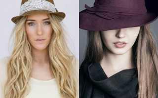 Как и с чем носить шляпу осенью и зимой? Шляпы: как, когда и с чем носить