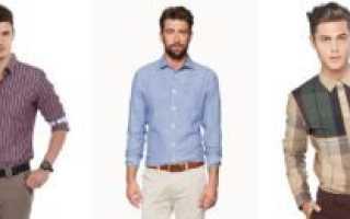 Как должна сидеть мужская рубашка. Как заправлять рубашку в брюки или джинсы