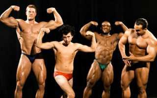 Полнота и размеры частей тела. Какие есть типы телосложения у мужчин
