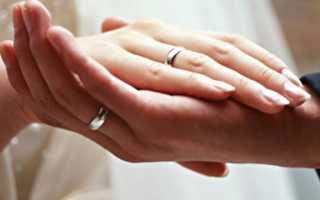 Венчальное кольцо: основные рекомендации молодоженам