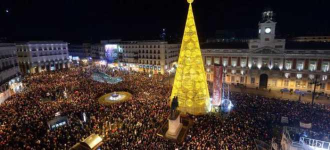 Как отмечают Новый год в Испании? Что едят испанцы в рождество и новый год