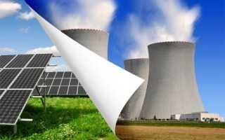 Какие бывают источники энергии? Виды альтернативной энергетики. Справка