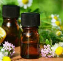 Противогрибковые эфирные масла