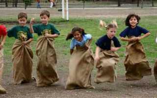 Конкурсы для детей. Конкурсы для детей на день рождения