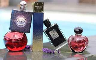 Популярные женские духи. Модные ароматы для женщин