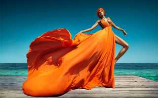 Весенние тренды в одежде. Макси платья и юбки