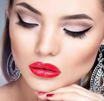 Красивый вечерний макияж. Как сделать вечерний макияж