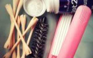 Как придать объем волосам с помощью. Создаем объем на тонких волосах