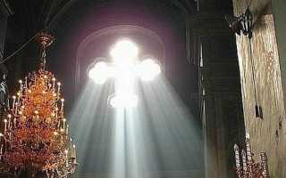 Православные праздники в сентябре года календарь