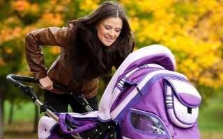 Прогулка с новорожденным в коляске. Сколько нужно гулять с новорожденным