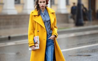 Как одеваться осенью. Что носить осенью: модная осенняя одежда — фото идеи