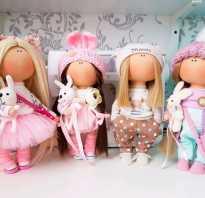 Современные куклы своими руками. Куклы своими руками