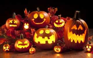 Декорации на хэллоуин. История празднования Хэллоуина (Halloween)