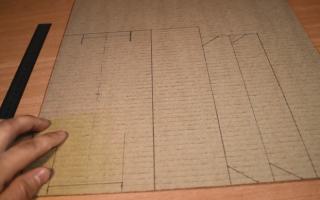 Как сделать бумажный танк на 23 февраля. Как сделать танк из денег