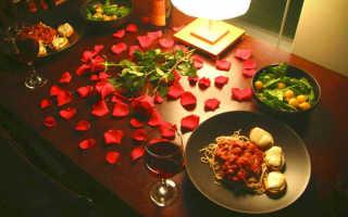 Как устроить идеальный романтический вечер. О любви и жизни