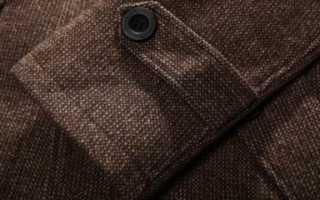 Как правильно стирать шерстяное пальто? Как постирать шерстяное пальто