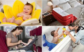 Самые бесполезные гаджеты для младенцев