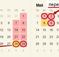 Первомайские праздники в году. Как отдыхаем в мае, календарь выходных
