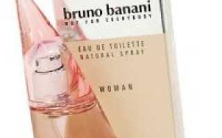 Парфюм бруно банани женские. Женские духи Bruno Banani