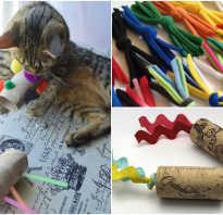 Игрушки из ниток своими руками. Котик – игрушка из ниток