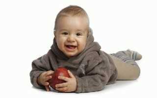 5 с половиной месяцев ребенку. Развитие ребенка в пятый месяц жизни