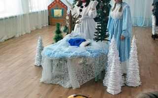 Программа детского утренника новый год. Сценарий на новый год в детском саду