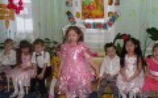 День именинника в начальной школе. Сценарий праздника