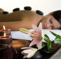 Стоун-массаж и стоун-терапия, что это такое? Стоунтерапия