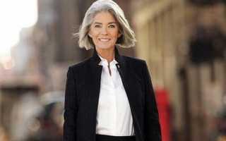 Стильные платья для пожилых. Модная одежда и стиль для женщин в возрасте