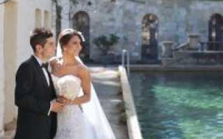Прощание невесты с девичьей фамилией. Церемония прощания