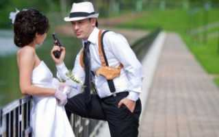 Свадьба в стиле чикаго. Оформление свадьбы в гангстерском стиле