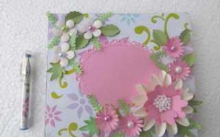 Как украсить открытку своими руками: оригинальные идеи