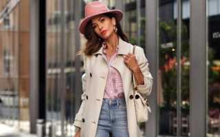 Весенний образ для женщины 30 лет. Базовый гардероб от эвелины хромченко
