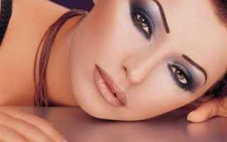 Смоки айс черный. Как сделать макияж смоки айс — пошаговая инструкция