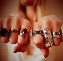 Заговоры на кольцо. На что можно заговорить кольцо