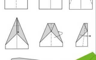 Как делать хорошие самолетики. Как сделать бумажный самолётик